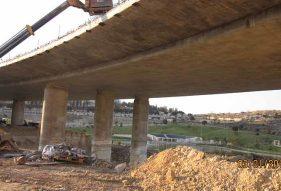 הקמת גשרים ופיתוח מער מודיעין - א.ל. טרנס