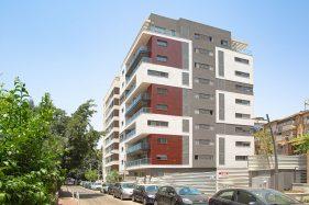 36 יחידות דיור הבנים 15 רמת גן - א.ל. טרנס