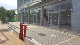 מרכז מסחרי כפר יונה - א.ל. טרנס