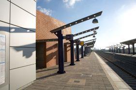 """תחנת רכבת קרית אריה פ""""ת - א.ל. טרנס"""